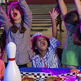 Pump It Up is one of the best birthday party places for kids
